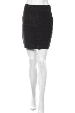 Пола H&M, Размер XS, Цвят Черен, 59% вискоза, 41% памук, Цена 4,74лв.