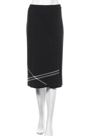 Пола Micha, Размер XL, Цвят Черен, 60% мерино, 40% полиакрил, Цена 22,40лв.