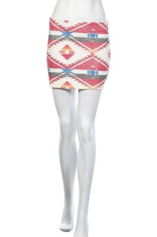 Пола Zara Trafaluc, Размер S, Цвят Многоцветен, Цена 7,90лв.