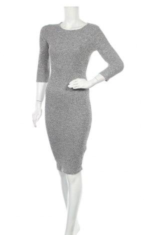 Φόρεμα Ann Christine, Μέγεθος S, Χρώμα Γκρί, 50% βισκόζη, 50% πολυεστέρας, Τιμή 14,81€