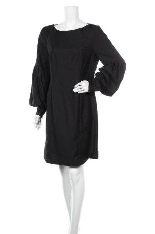 Φόρεμα Apart, Μέγεθος L, Χρώμα Μαύρο, 70% πολυεστέρας, 30% βισκόζη, Τιμή 32,57€