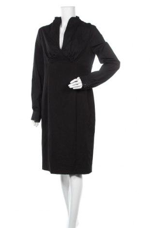 Φόρεμα Apart, Μέγεθος XL, Χρώμα Μαύρο, 60% πολυεστέρας, 35% βισκόζη, 5% ελαστάνη, Τιμή 74,69€