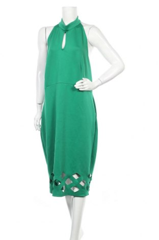 Рокля Body Flirt, Размер XXL, Цвят Зелен, 94% полиестер, 6% еластан, Цена 40,30лв.