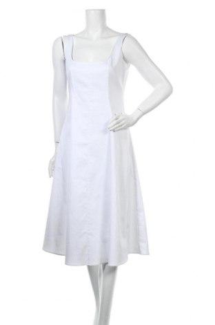 Φόρεμα Club Monaco, Μέγεθος M, Χρώμα Λευκό, 70% βαμβάκι, 27% πολυεστέρας, 3% ελαστάνη, Τιμή 43,84€