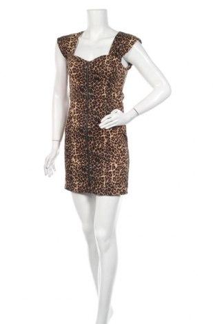 Рокля Miss Selfridge, Размер M, Цвят Многоцветен, 98% памук, 2% еластан, Цена 29,84лв.