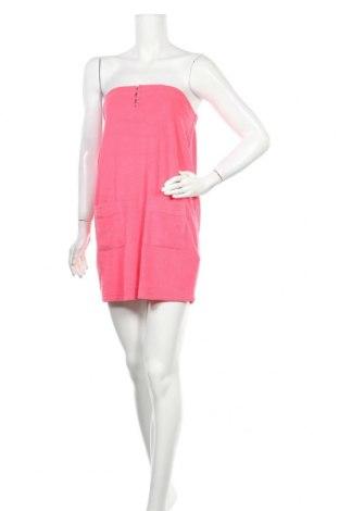 Рокля Princesse Tam Tam, Размер XS, Цвят Розов, 60% полиестер, 40% памук, Цена 13,60лв.