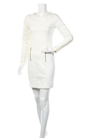 Φόρεμα Rainbow, Μέγεθος M, Χρώμα Λευκό, 64% πολυεστέρας, 32% βισκόζη, 4% ελαστάνη, Τιμή 15,46€