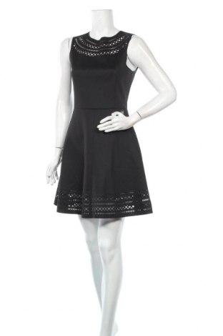 Φόρεμα TWINSET, Μέγεθος M, Χρώμα Μαύρο, 95% πολυεστέρας, 5% ελαστάνη, Τιμή 76,73€