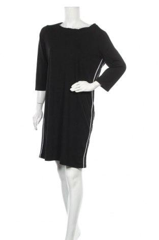 Φόρεμα Up 2 Fashion, Μέγεθος XL, Χρώμα Μαύρο, 75% πολυεστέρας, 21% βισκόζη, 4% ελαστάνη, Τιμή 15,59€