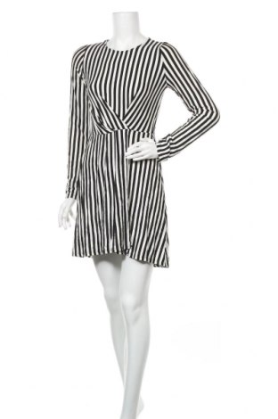 Φόρεμα Zebra, Μέγεθος M, Χρώμα Μαύρο, 95% βισκόζη, 5% ελαστάνη, Τιμή 12,96€