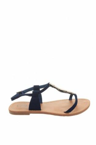 Sandale LPB Les P'tites Bombes, Mărime 36, Culoare Albastru, Textil, Preț 53,19 Lei