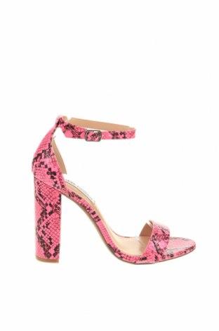Сандали Steve Madden, Размер 38, Цвят Розов, Еко кожа, Цена 134,25лв.