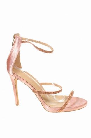 Σανδάλια Tata, Μέγεθος 41, Χρώμα Ρόζ , Κλωστοϋφαντουργικά προϊόντα, Τιμή 17,26€