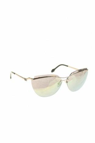 Γυαλιά ηλίου Ferre, Χρώμα Γκρί, Τιμή 94,74€