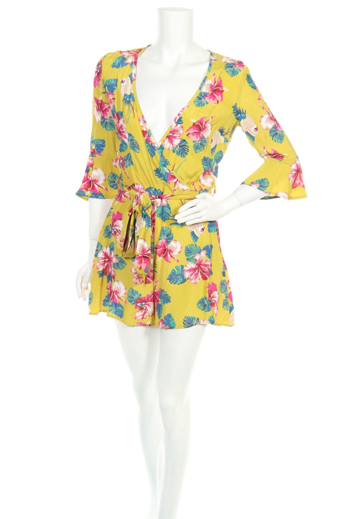 Γυναικεία σαλοπέτα Guess, Μέγεθος S, Χρώμα Πολύχρωμο, Βισκόζη, Τιμή 26,38€