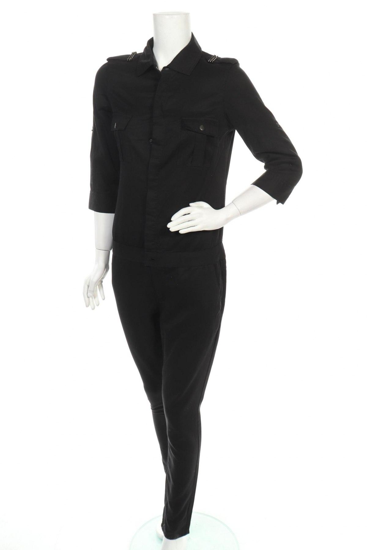 Γυναικεία σαλοπέτα On.You, Μέγεθος S, Χρώμα Μαύρο, Τενσελ, Τιμή 33,02€
