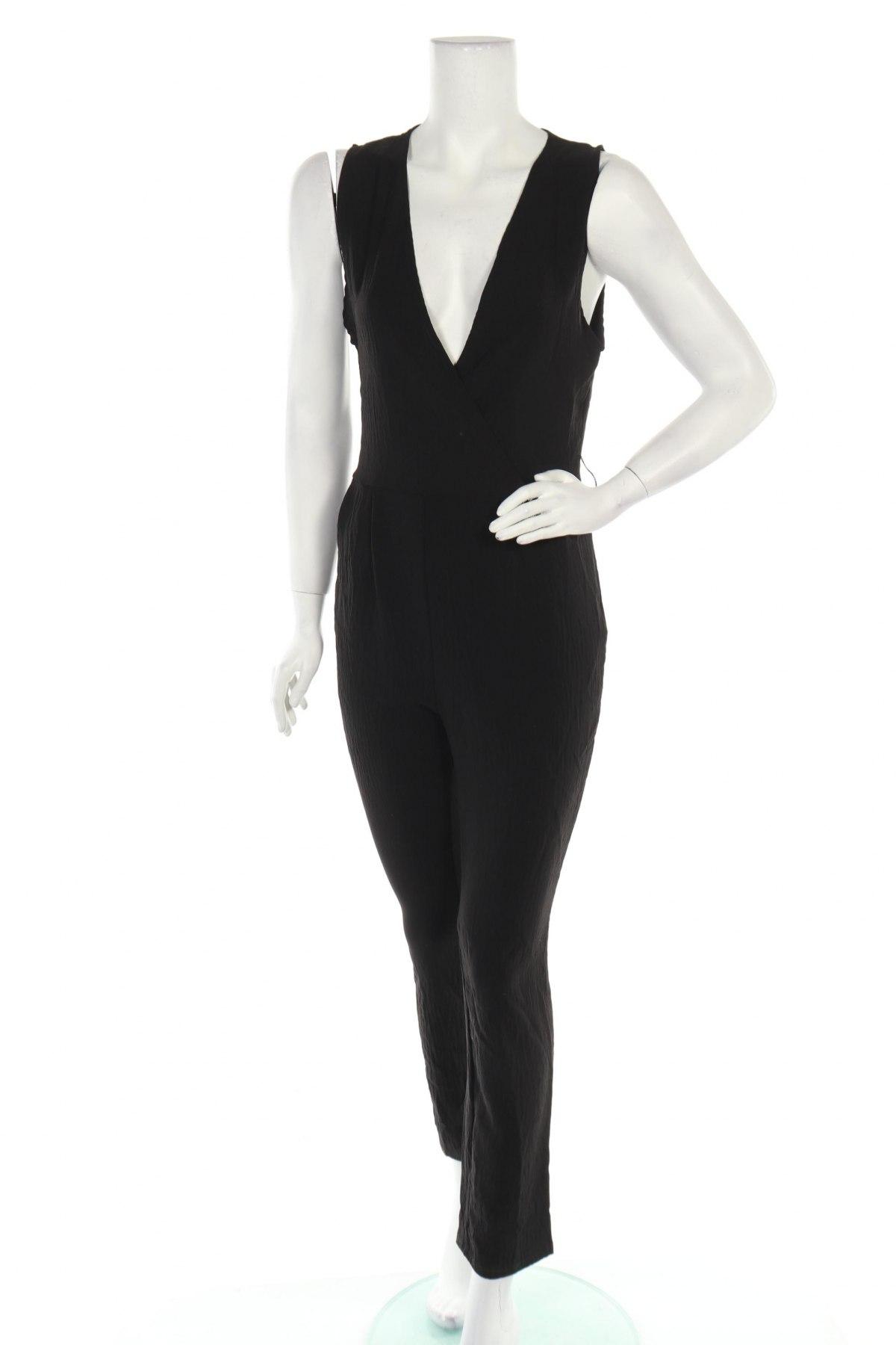 Γυναικεία σαλοπέτα Zara, Μέγεθος M, Χρώμα Μαύρο, Πολυεστέρας, Τιμή 13,86€