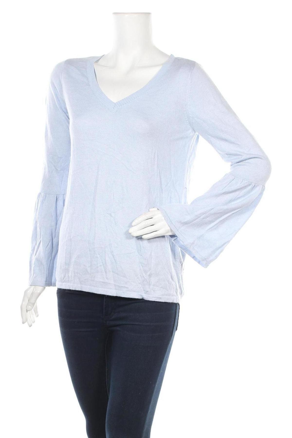 Дамски пуловер Table Eight, Размер S, Цвят Син, Полиамид, кашмир, вълна, вискоза, Цена 14,44лв.
