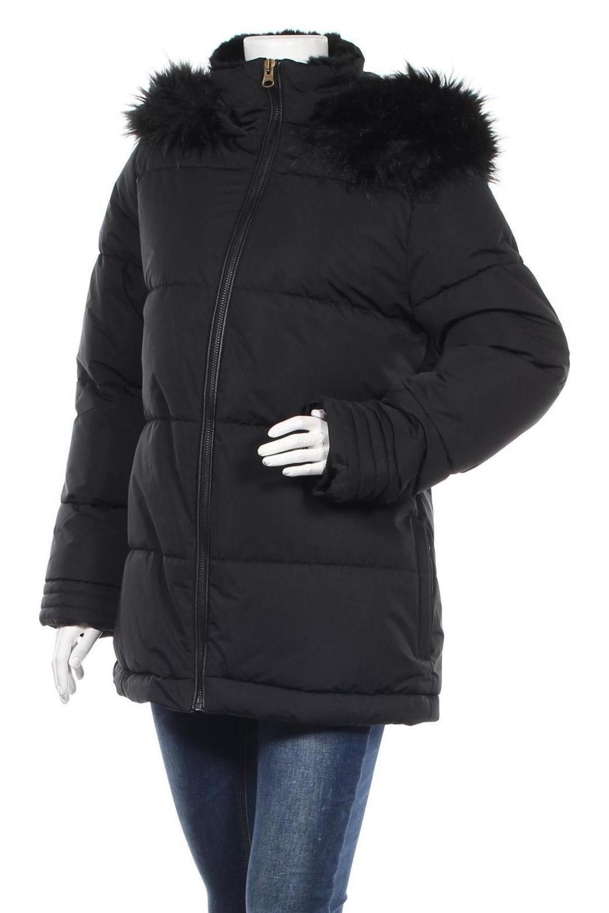 Дамско яке Firetrap, Размер L, Цвят Черен, Полиестер, Цена 111,75лв.