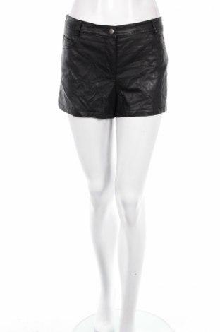Γυναικείο κοντό δερμάτινο παντελόνι Vero Moda