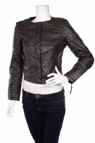 Дамско кожено яке Zara Basic