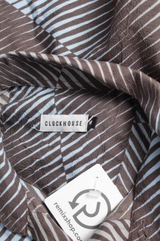 Γυναικείο πουκάμισο Clockhouse, Μέγεθος M, Χρώμα Καφέ, Τιμή 9,90€