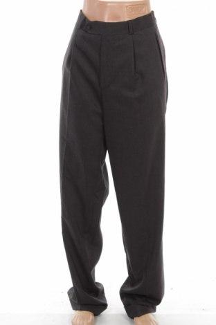 Мъжки панталон Christian Berg, Размер XS, Цвят Сив, Вълна, Цена 17,55лв.
