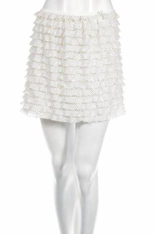 Φούστα Seite*1Girl, Μέγεθος M, Χρώμα Λευκό, 96% πολυεστέρας, 4% ελαστάνη, Τιμή 3,27€