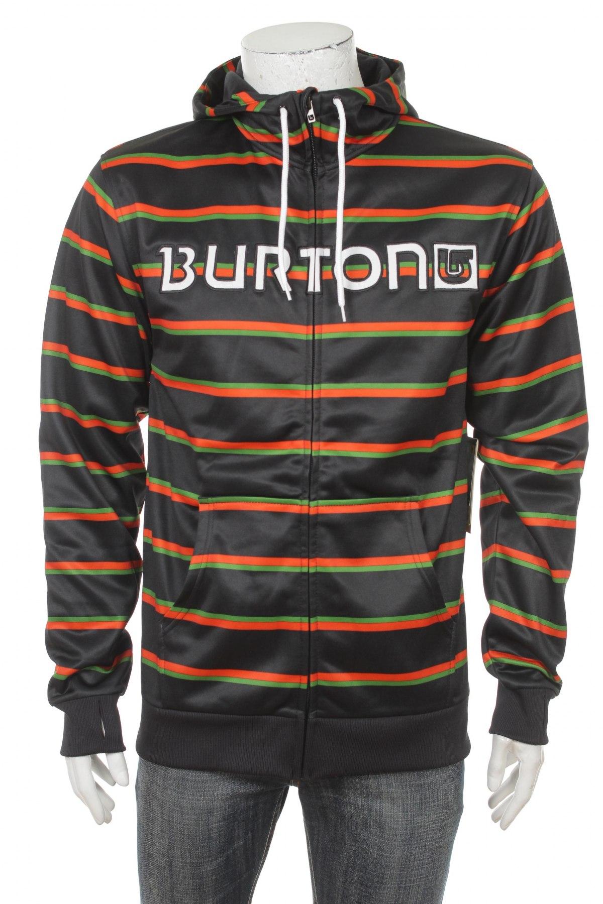 9488e03a3cb Pánska mikina Burton - za výhodnú cenu na Remix -  9102358