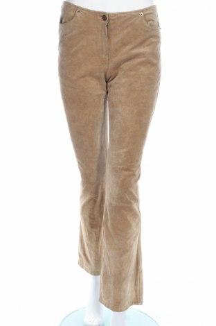 Дамски кожен панталон Mangoon