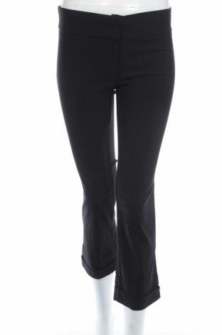 Дамски панталон Units, Размер XS, Цвят Черен, 71% вискоза, 26% полиамид, 3% еластан, Цена 8,84лв.