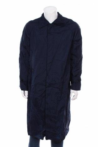 Мъжки шлифер, Размер M, Цвят Син, 100% полиамид, Цена 39,00лв.