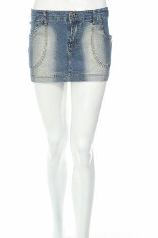 Φούστα, Μέγεθος S, Χρώμα Μπλέ, Τιμή 3,57€