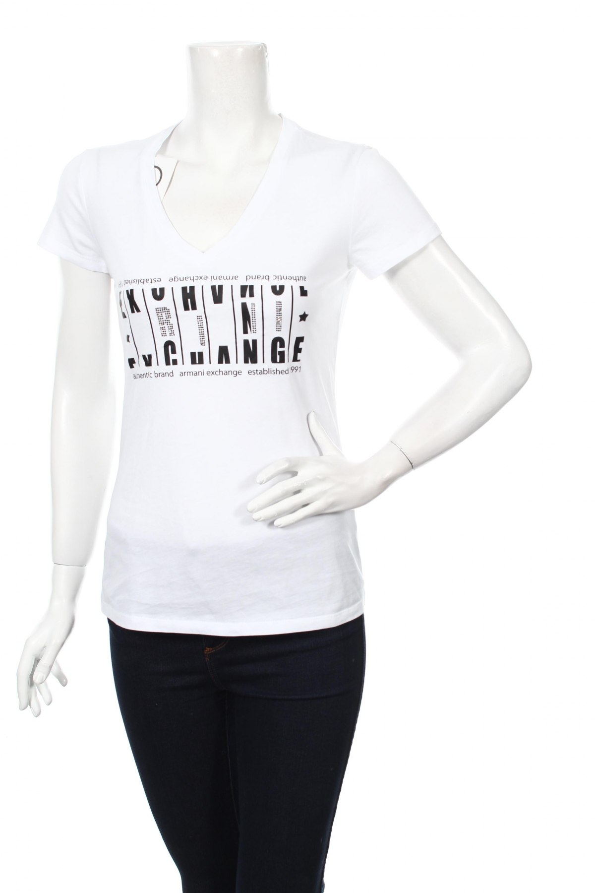 dc2b0549db Dámské tričko Armani Exchange - za výhodnou cenu v Remixu -  103709505