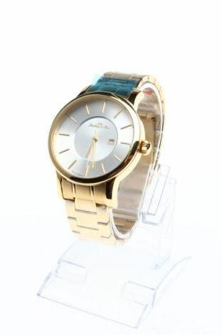 Часовник Lindberg&Sons, Цвят Златист, Метал, Цена 149,75лв.