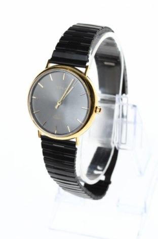 Часовник Yema, Цвят Черен, Метал, Цена 72,25лв.