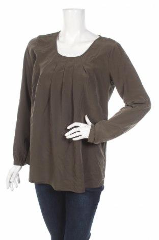 Блуза за бременни Esprit, Размер S, Цвят Зелен, Полиестер, Цена 17,25лв.
