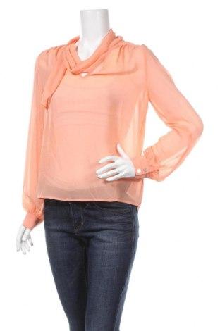 Дамска блуза Marciano, Размер S, Цвят Оранжев, Полиестер, Цена 22,77лв.