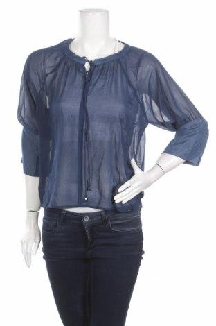 Bluză de femei Salsa, Mărime XS, Culoare Albastru, Poliester, Preț 47,81 Lei