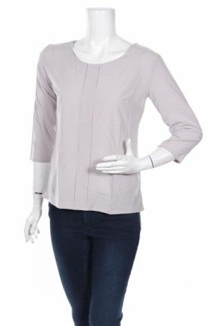 Bluză de femei Zocha, Mărime M, Culoare Gri, 95% poliester, 5% elastan, Preț 31,47 Lei