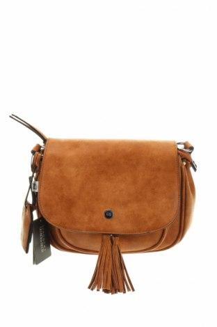 Dámska kabelka  Georges Rech, Farba Hnedá, Eko koža , Cena  56,62€