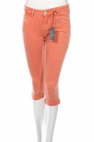 Дамски дънки Mavi, Размер XS, Цвят Оранжев, Цена 11,96лв.