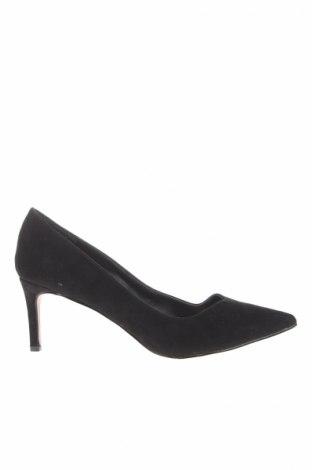Дамски обувки Asos, Размер 40, Цвят Черен, Текстил, Цена 10,25лв.