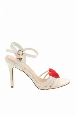 Дамски обувки Braccialini, Размер 37, Цвят Бял, Еко кожа, Цена 126,75лв.