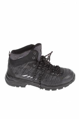 Γυναικεία παπούτσια Crivit, Μέγεθος 41, Χρώμα Μαύρο, Δερματίνη, κλωστοϋφαντουργικά προϊόντα, Τιμή 20,04€