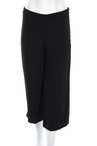 Дамски панталон French Connection, Размер S, Цвят Черен, Вискоза, Цена 23,85лв.