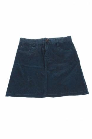 Детска пола Litlle Karl Marc John, Размер 14-15y/ 168-170 см, Цвят Син, 97% памук, 3% еластан, Цена 3,12лв.
