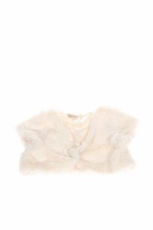 Детски елек Name It, Размер 3-4y/ 104-110 см, Цвят Бял, 100% полиестер, Цена 4,50лв.