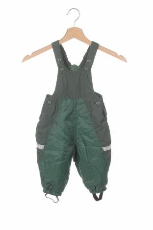 Dětská kombinéza  Lindex, Rozměr 6-9m/ 68-74 cm, Barva Zelená, 65% polyester, 35% bavlna, Cena  530,00Kč