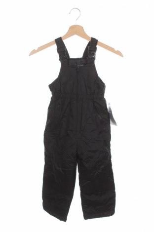 Detská kombinéza pre zimné športy , Veľkosť 3-4y/ 104-110 cm, Farba Čierna, Polyamide, Cena  24,95€